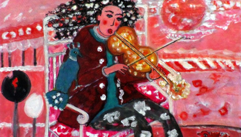 Le violoniste 2
